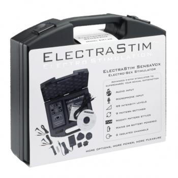 ELECTRASTIM SENSAVOX E STIM ELECTRO ESTIMULADOR