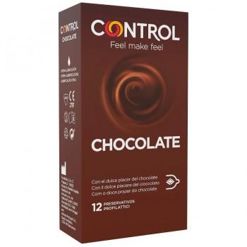 CONTROL CHOCOLATE 12 UNID
