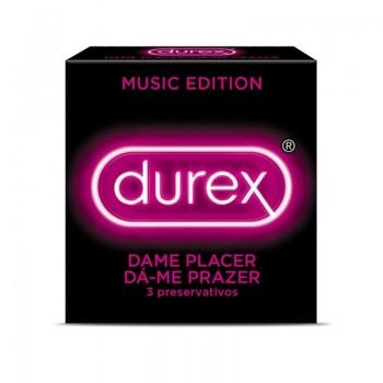 DUREX DAME PLACER 3 UDS