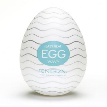 TENGA EGG PACK 6 WAVY EASY ONA CAP